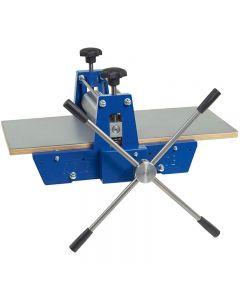 Presse pour impression lino, avec leviers, dim. 40x70 cm, 1 pièce