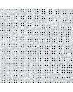 Toile point de croix Aida, L: 150 cm, 43 pts/10 cm, blanc, 3 m/ 1 pièce