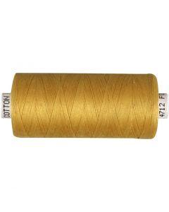 Fil à coudre, or, 1000 m/ 1 rouleau