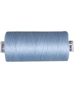 Fil à coudre, bleu clair, 1000 m/ 1 rouleau