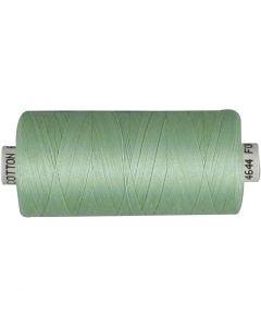 Fil à coudre, vert menthe, 1000 m/ 1 rouleau