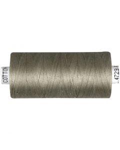 Fil à coudre, gris, 1000 m/ 1 rouleau