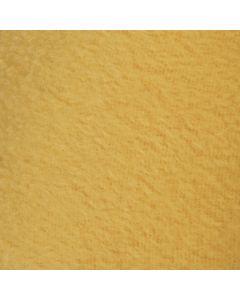 Polaire, L: 125 cm, L: 150 cm, 200 gr, jaune, 1 pièce