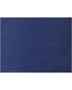 Polaire, L: 125 cm, L: 150 cm, 200 gr, bleu, 1 pièce