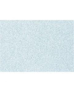 Feutrine synthétique, A4, 210x297 mm, ép. 1 mm, bleu clair, 10 flles/ 1 Pq.