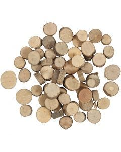 Disque en bois, 25 gr/ 1 Pq.