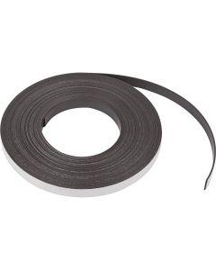 Bande magnétique, L: 12,5 mm, ép. 1,5 mm, 1 m/ 1 Pq.