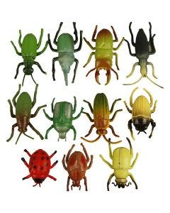 Insectes, dim. 5 cm, 60 pièce/ 1 Pq.