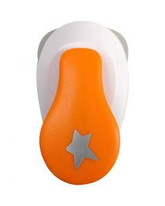 Perforatrice à levier, étoiles, d: 19 mm, dim. S , 1 pièce