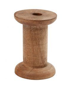 Bobines, H: 70 mm, d: 30+48 mm, diamètre intérieur 10 mm, 10 pièce/ 1 Pq.
