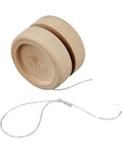 Yo-yo, H: 3 cm, d: 5,0 cm, 1 pièce