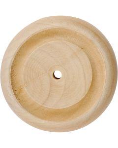 Roue, d: 50 mm, 4 pièce/ 1 Pq.