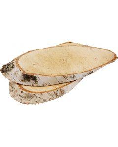 Mélange de bois, ép. 15 mm, 7 pièce/ 1 Pq.
