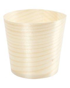 Tasse, H: 6 cm, d: 5,5 cm, 12 pièce/ 1 Pq.