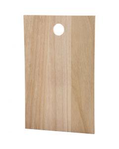 Planche à découper, dim. 35x22 cm, ép. 13 mm, 1 pièce