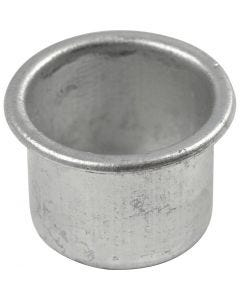 Bougeoirs, H: 18 mm, d: 25 mm, diamètre intérieur 22 mm, 12 pièce/ 1 Pq.