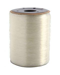 Fil élastique, rond, ép. 0,8 mm, 1000 m/ 1 rouleau