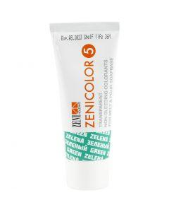 Colorant pour savon, L: 80 cm, vert, 30 gr/ 1 Pq.