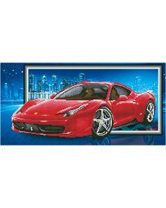 Diamond Dotz, Ferrari, dim. 40x50 cm, 1 Pq.