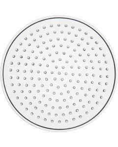 Plaque à picots, Petit cercle, d: 8,5 cm, transparent, 1 pièce