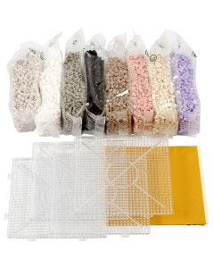 Kit Photo Pearls, couleurs assorties, 1 set