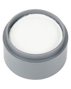 Maquillage visage à base d'eau, blanc, 15 ml/ 1 boîte