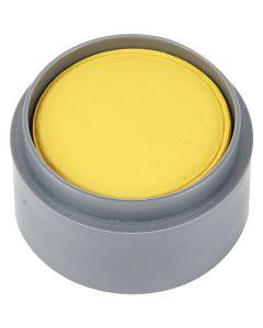 Maquillage visage à base d'eau, jaune, 15 ml/ 1 boîte