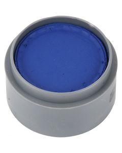 Maquillage visage à base d'eau, bleu foncé, 15 ml/ 1 boîte