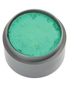 Maquillage visage à base d'eau, vert eau, 15 ml/ 1 boîte
