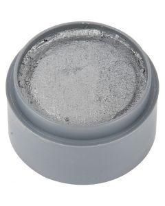 Maquillage visage à base d'eau, argent, 15 ml/ 1 boîte