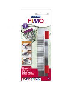 Lot de lames interchangeables FIMO, 3 pièce/ 1 Pq.
