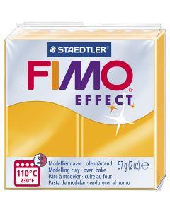 FIMO effect, orange néon, 57 gr/ 1 Pq.