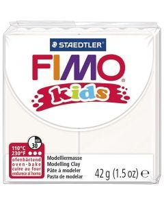 Pâte pour enfant FIMO®, blanc, 42 gr/ 1 Pq.
