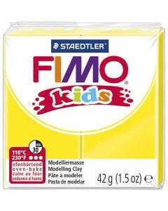 Pâte pour enfant FIMO®, jaune, 42 gr/ 1 Pq.