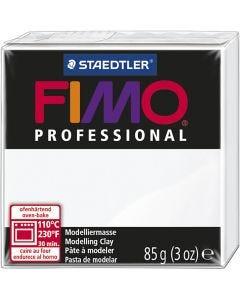 Pâte professionnelle FIMO® , blanc, 85 gr/ 1 Pq.