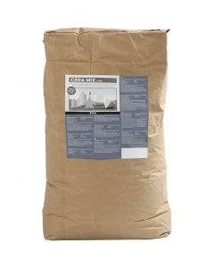 Poudre de moulage Cera-Mix Super, blanc, 25 kg/ 1 Pq.