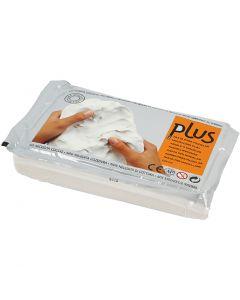 Pâte autodurcissante, blanc, 12x1000 gr/ 1 Pq.