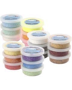 Foam Clay®, couleurs assorties, 3x30 Pq./ 1 Pq.