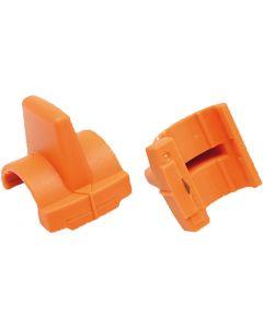 SureCut® lames de coupe rechange, dim. 25x25 mm, 2 pièce/ 1 Pq.