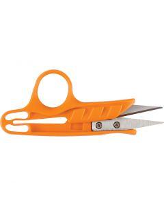 Ciseaux coupe-fil, L: 12,5 cm, 1 pièce