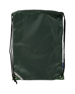 Sac à dos, dim. 31x44 cm, vert, 1 pièce