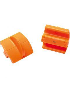 Lames Triple Track pour coupeur de papier Fiskars, 2 pièce/ 1 Pq.