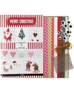 Kit de décorations DIY, 1 set