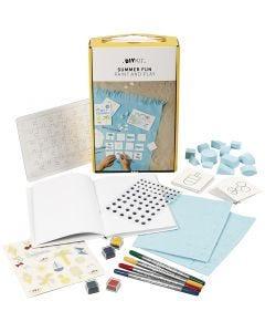 Kit papier DIY, 1 set
