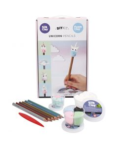 Crayon licorne, 1 set