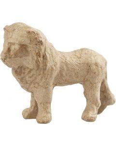 Lion, H: 9 cm, L: 13 cm, 1 pièce