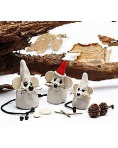 Les souris de Noël