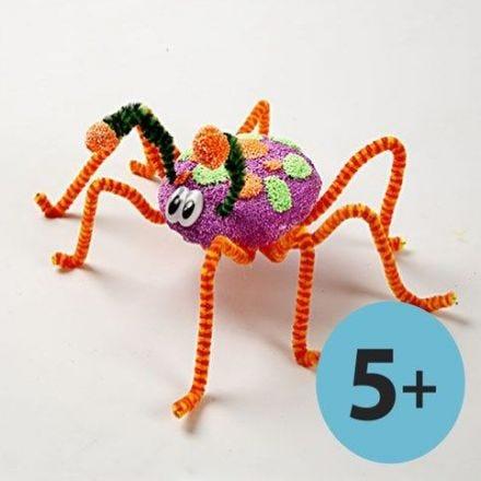 950 Insectes Géants avec Foam Clay