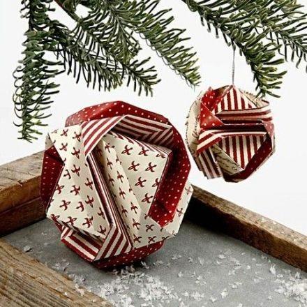 Boule de Noël japonaise
