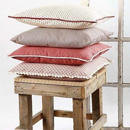Cushions from Vivi Gade Fabric